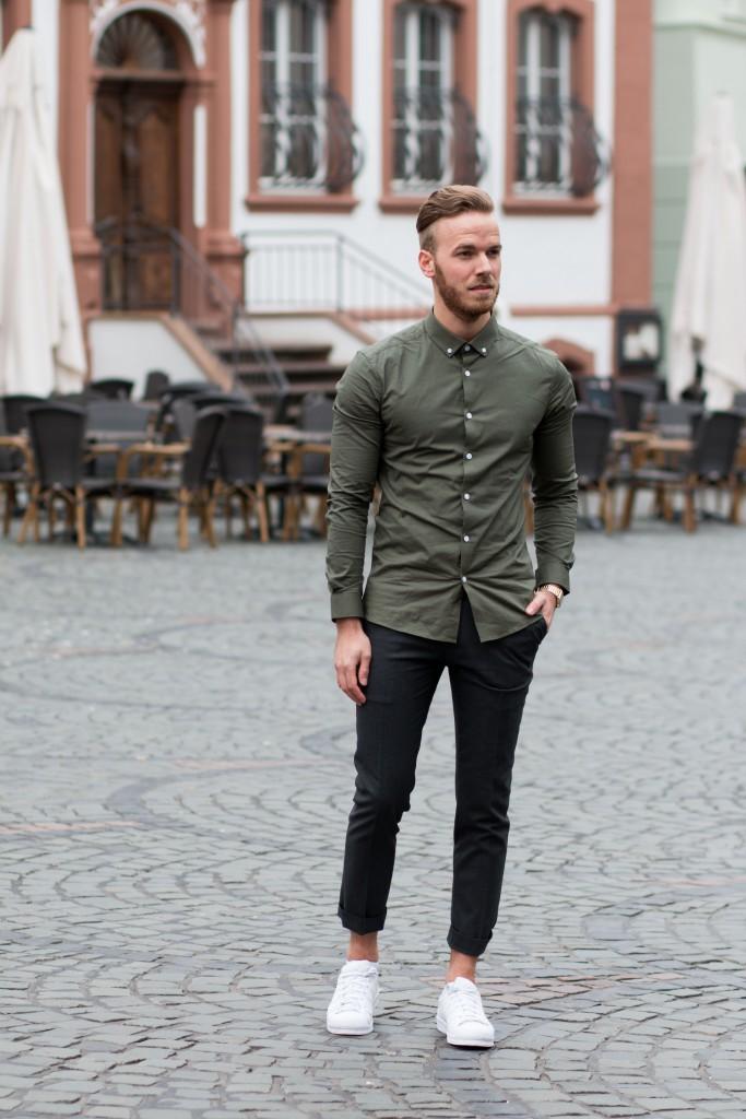 Fashionblogger Bernd Hower