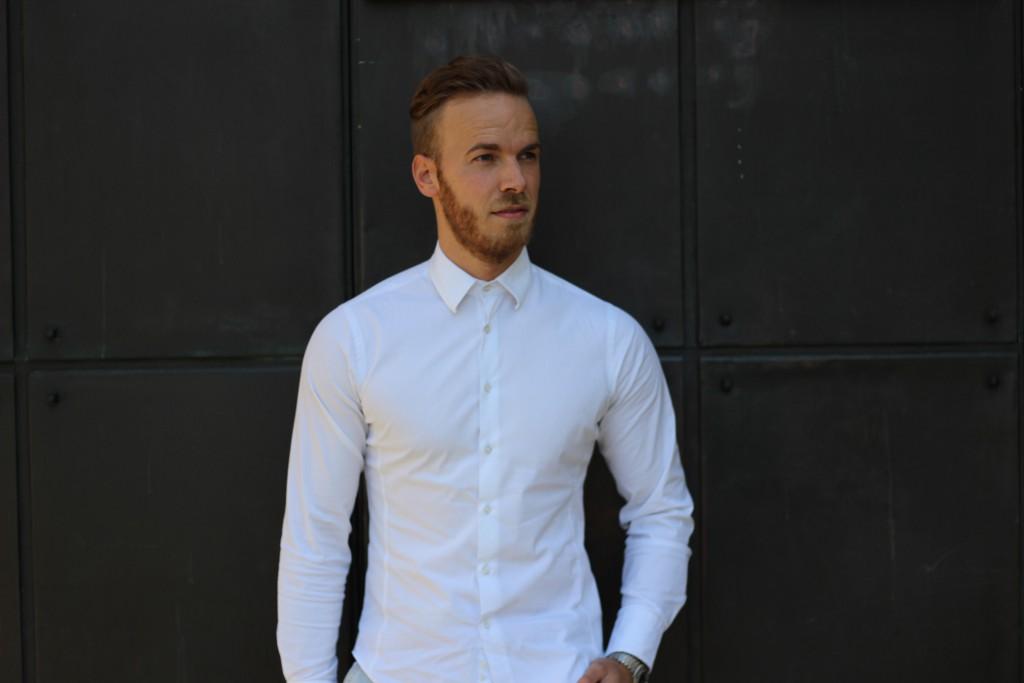 Stretchhemd Zara