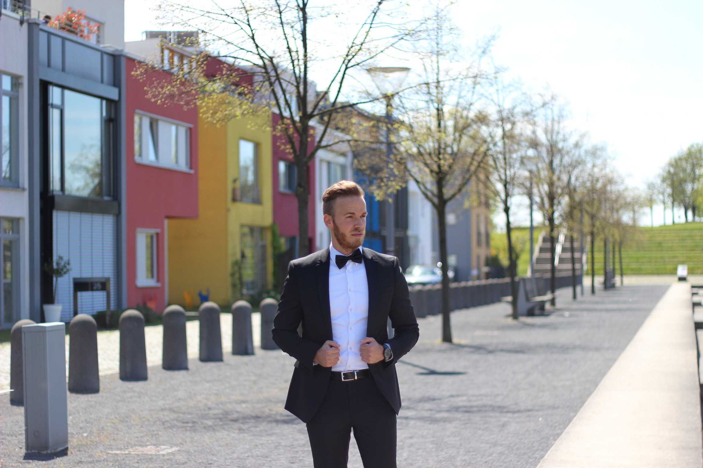 Outfit – Classic Smoking