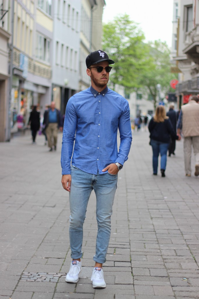 Male Fashionblog Style and Fitness
