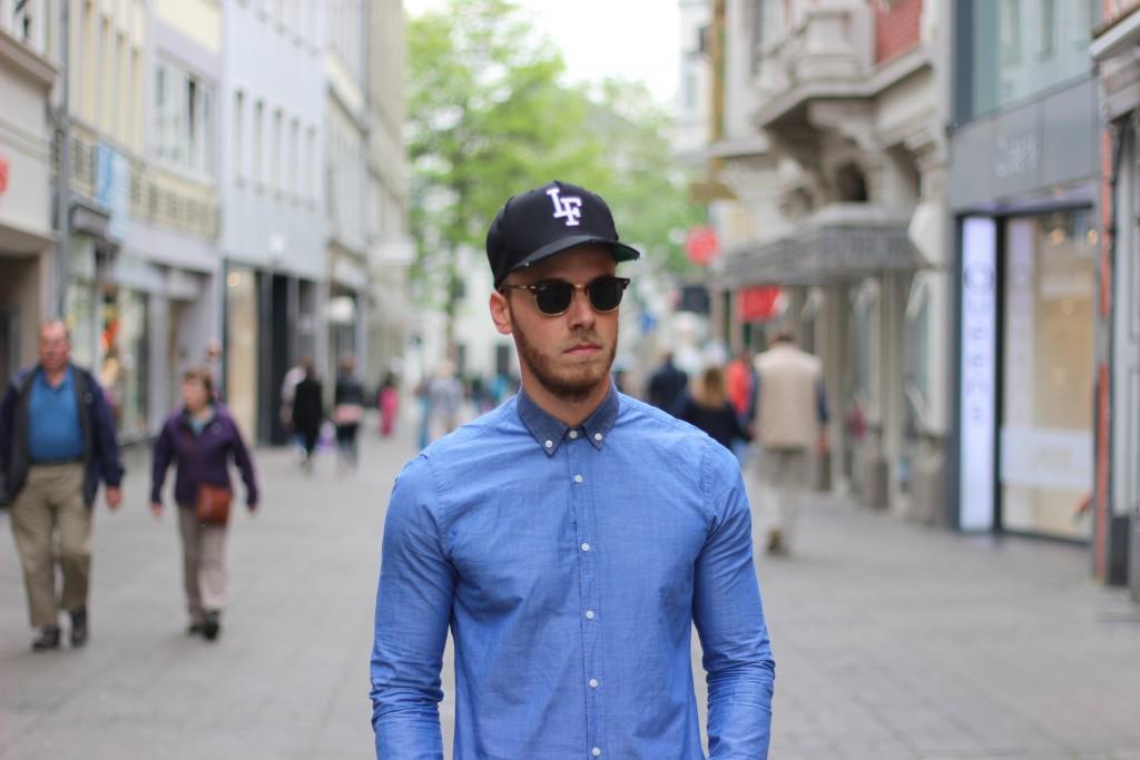 Jeanslook Zara
