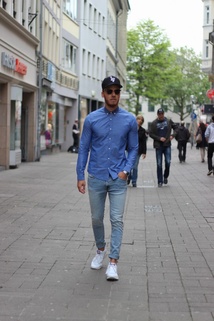 Jeanslook men