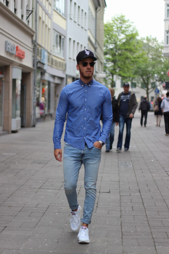 men Fashionblog Style and Fitness