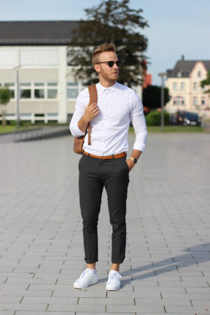 Männer Mode Herren Summerlook