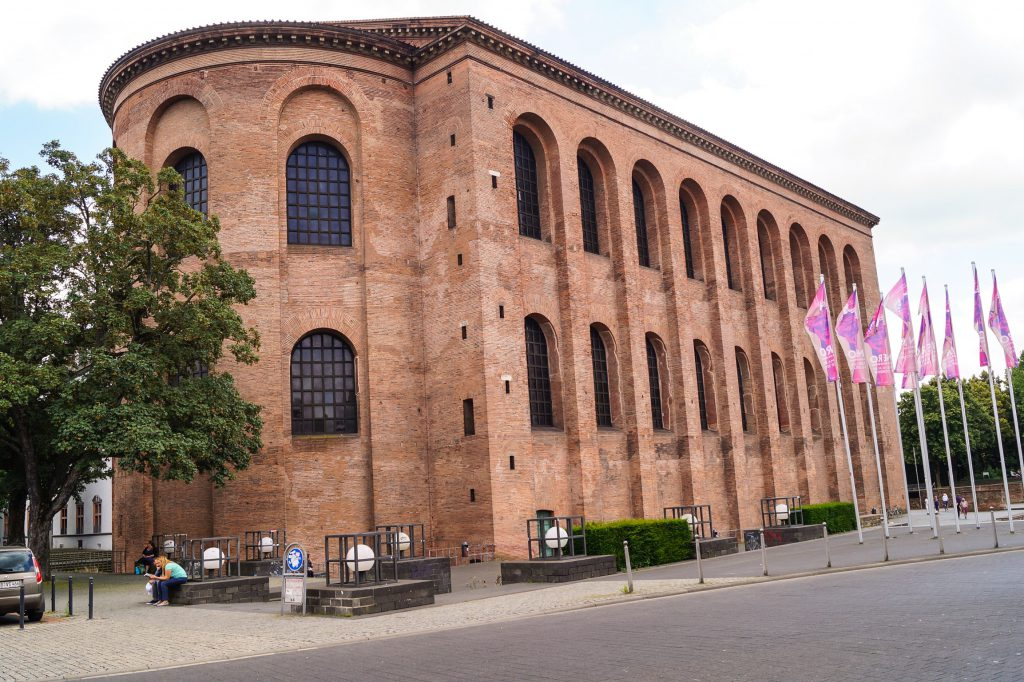 Travelblog church trier germany