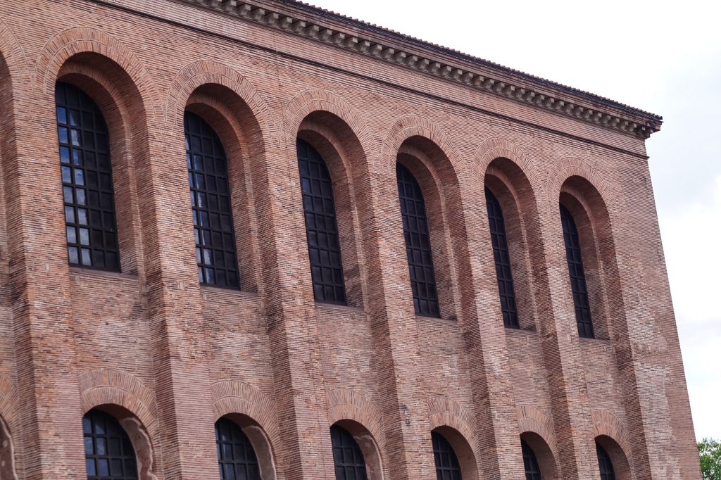 Basilika Trier Konstantinbasilika Travelblog