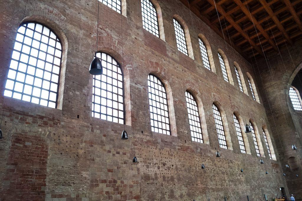 Basilika Trier Deutschland Travel Blog
