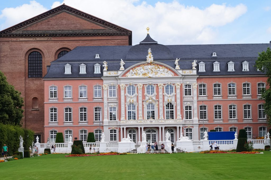 Trier Palais Travel Blog