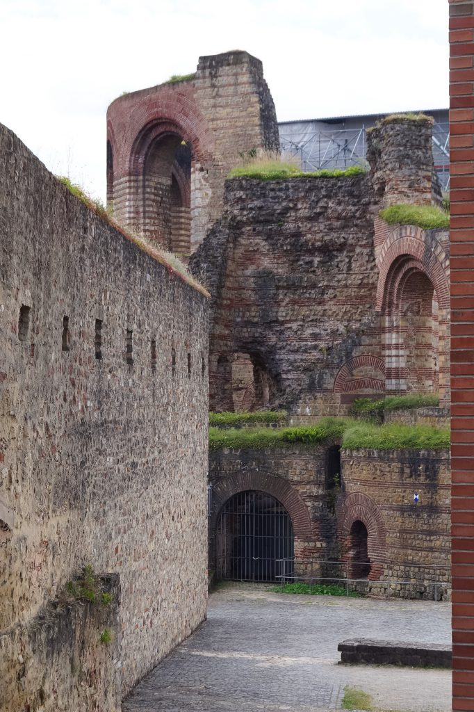 trier travel roman empire