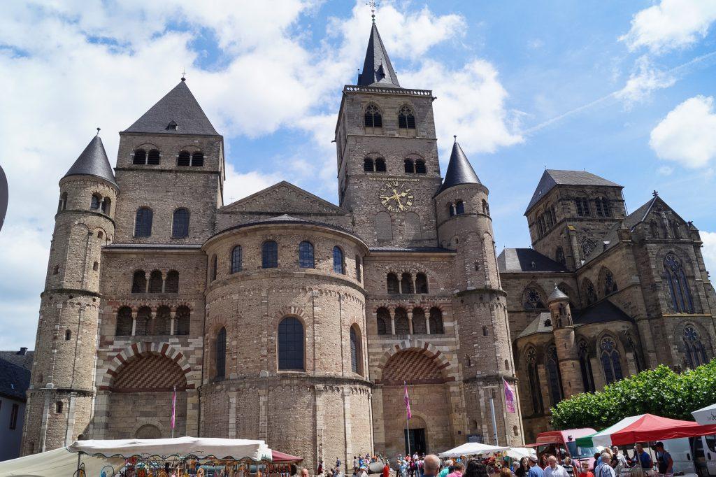 Trier Dom Innenstadt Köln