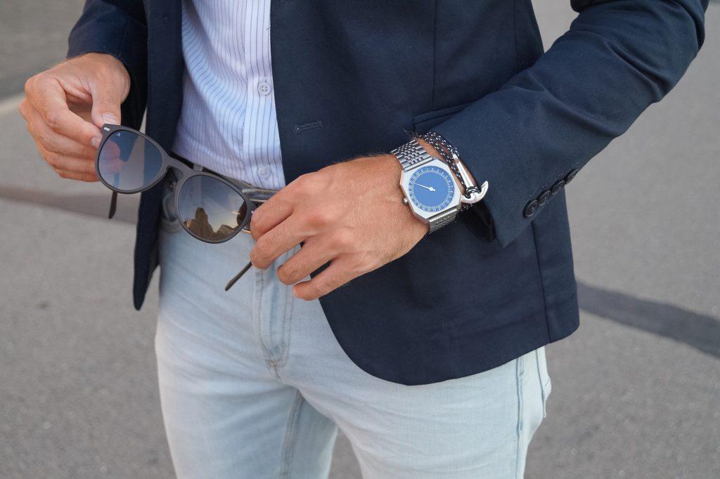 Blazer Zara Fashion Blog rodenstock slowwatch the assisi