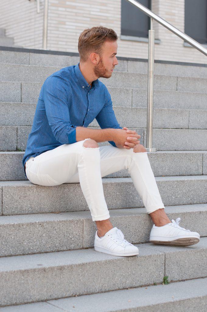 sommerlicher streetlook fashion blog blogger