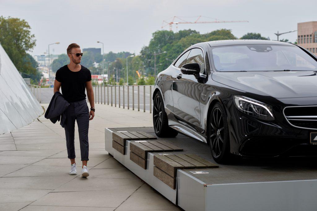 www.ruppenthal-fotografie.de Mercedes Benz AMG Luxemburg CL Luxembourg Kirchberg
