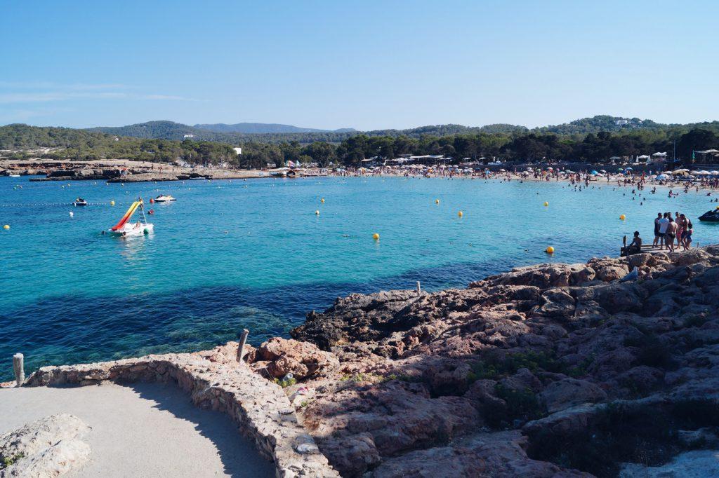 Cala Bassa - Cala Salada Ibiza Travel Travelblog Blog Blogger