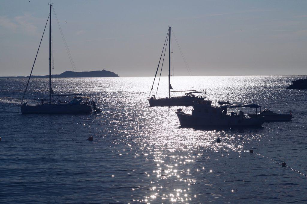 Cala Salada Ibiza Travel Travelblog Blog Blogger Cala Bassa