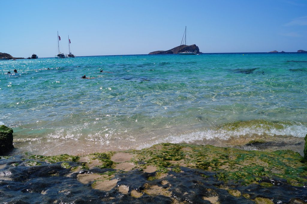 Cala Comte Cala Conta Ibiza Travelblog Blog Travel Blogger
