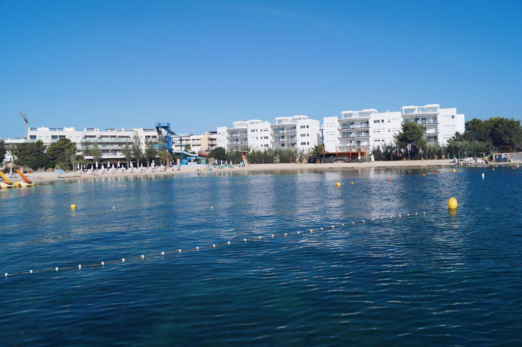 Cala Pinet San Augustin Ibiza Travel Travelblog Blogger