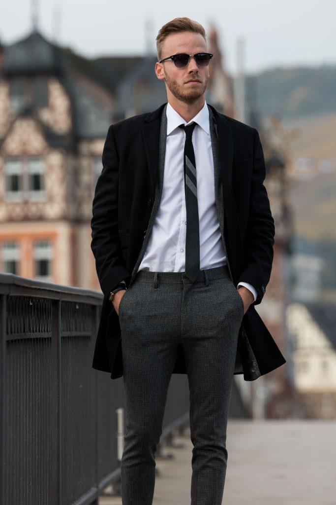 Bernd Hower Fashionblog Blogger Herbstlook Trendhim