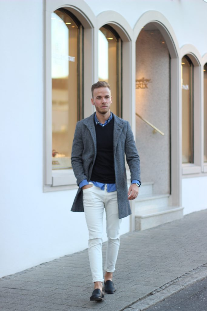 Business Look Outfit Loafers Bernd Hower Style and Fitness Trier Luxembourg