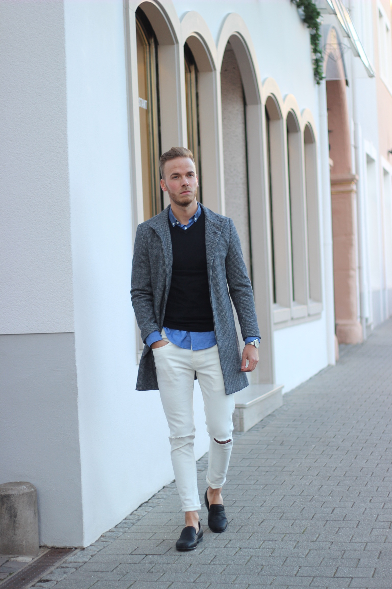 OUTFIT – Classy Look & Loafers