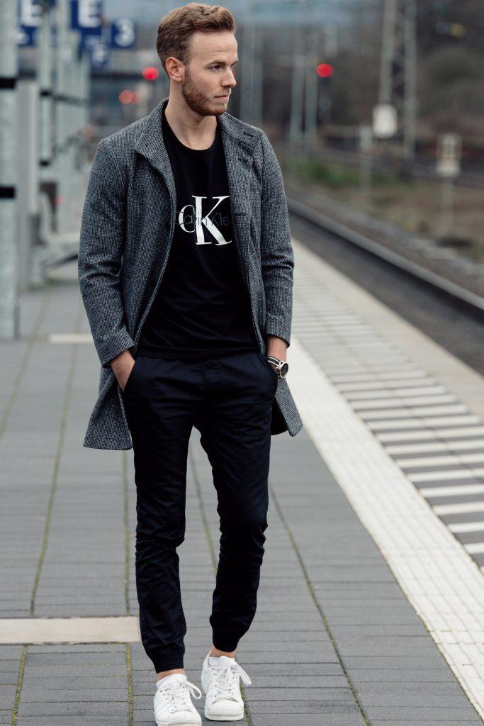 Calvin Klein Shirt Blogger Bernd Hower Fashionblog Luxembourg Trier