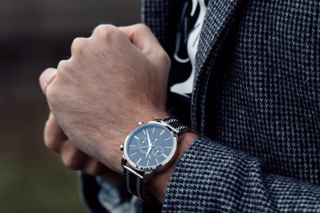 Style and Fitness Fashion Blog für Männer herren Thomas Sabo Uhr Freizeitlook