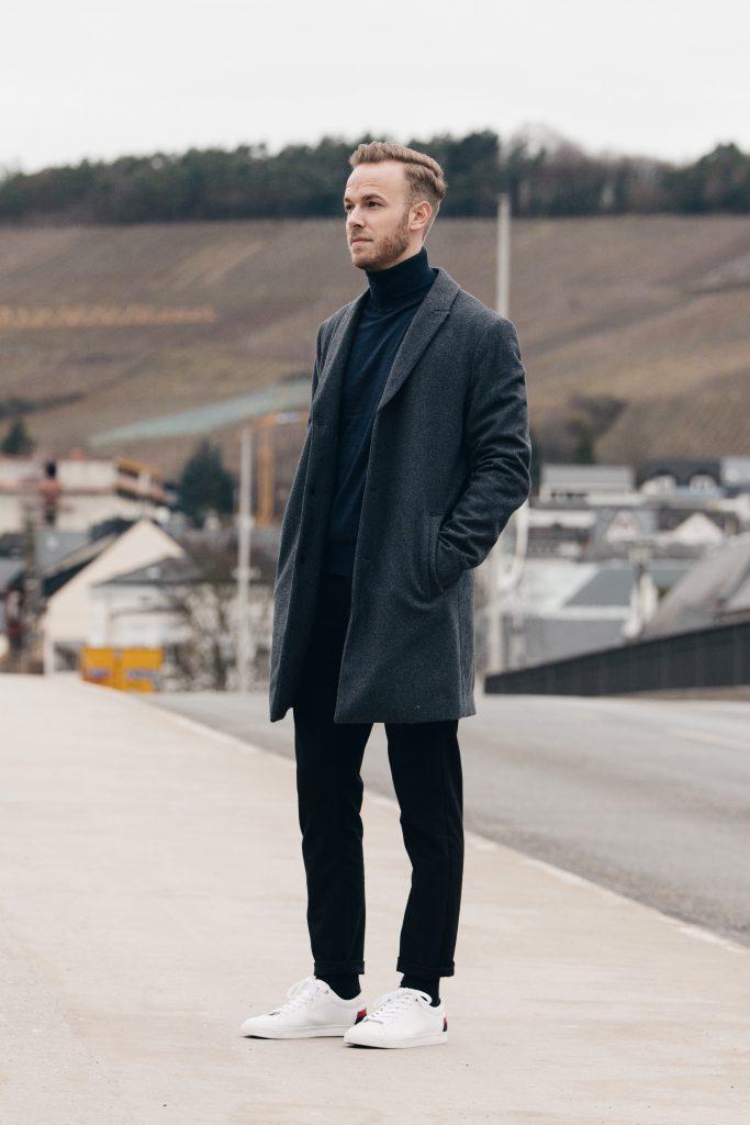 German Fashionblogger About You Blogger Herren Berndhower Blog Outfit Winterlook Fashionblogger Fashionblog herren männer