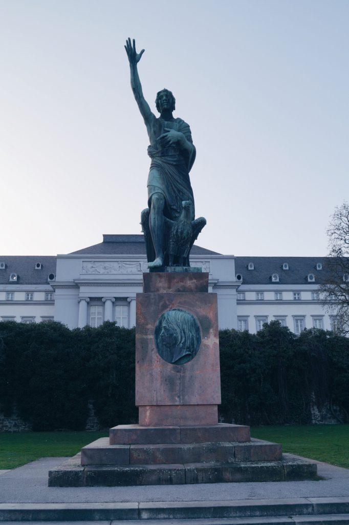Kurfürstliches Schloss Koblenz Blogger Blog Travel Reise Trier Rheinland-Pfalz Schloß