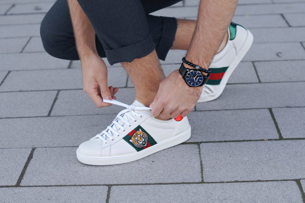 Gucci Sneakers Löwe Mr Porter Thomas Sabo