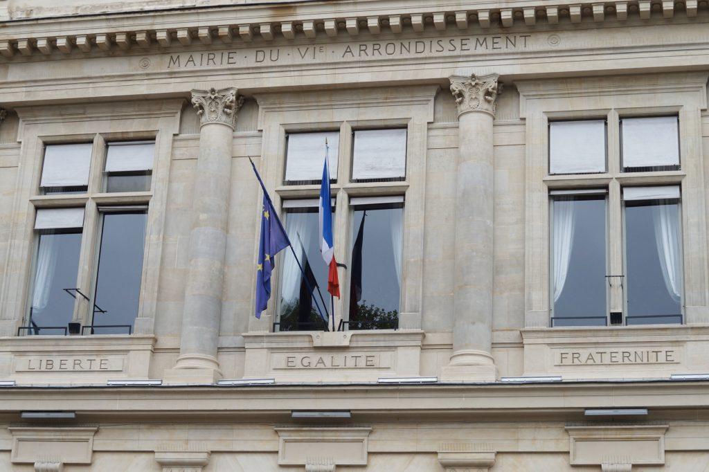 Frankreich Liberte Egalite Fraternite Terror ISIS