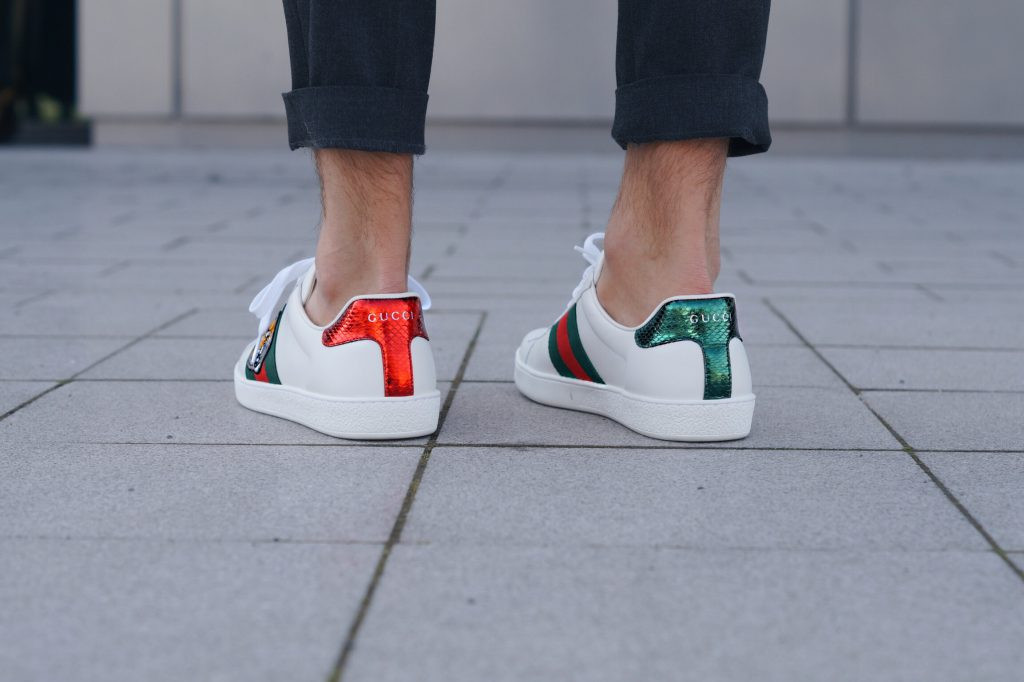 Gucci Sneakers Löwe Mr Porter