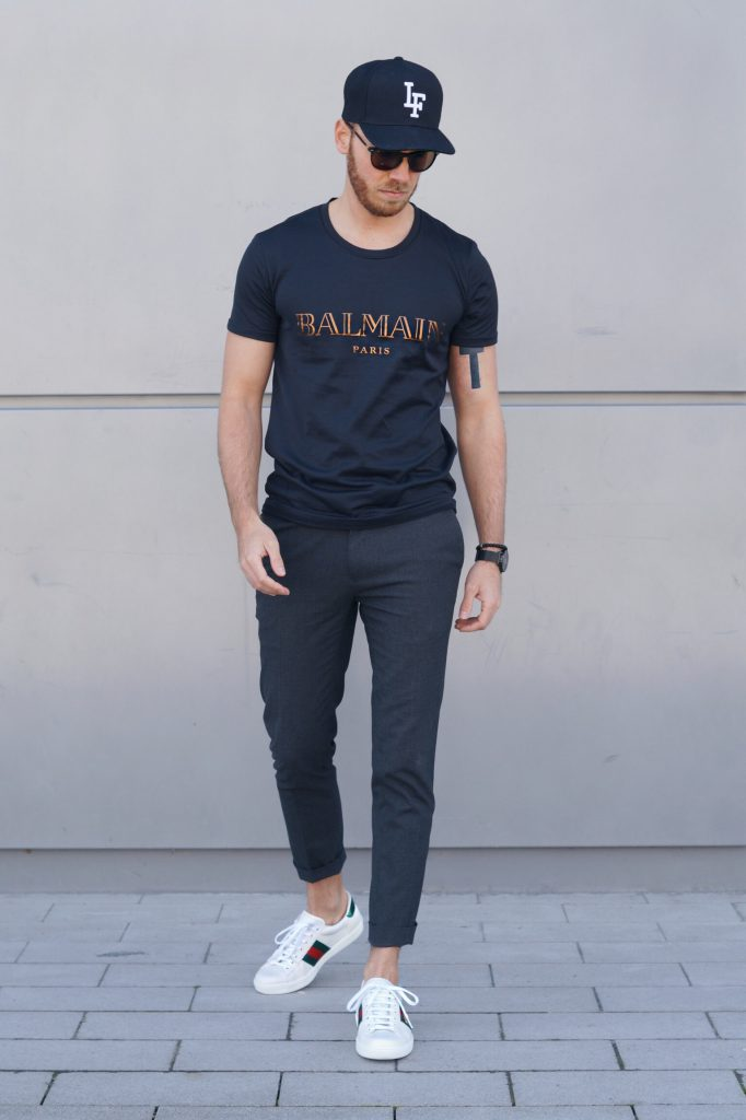MR PORTER Fashion Blog Fashionblog Herren Deutsch blogger gucci sneakers balmain shirt