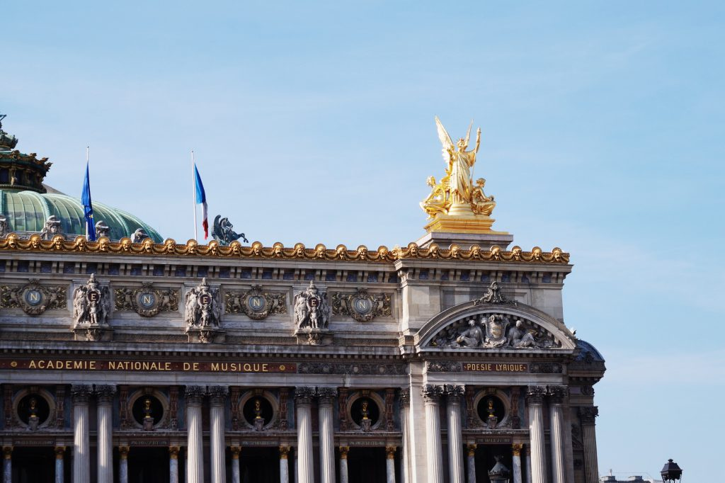 Pariser Oper Paris Academie nationale de musique