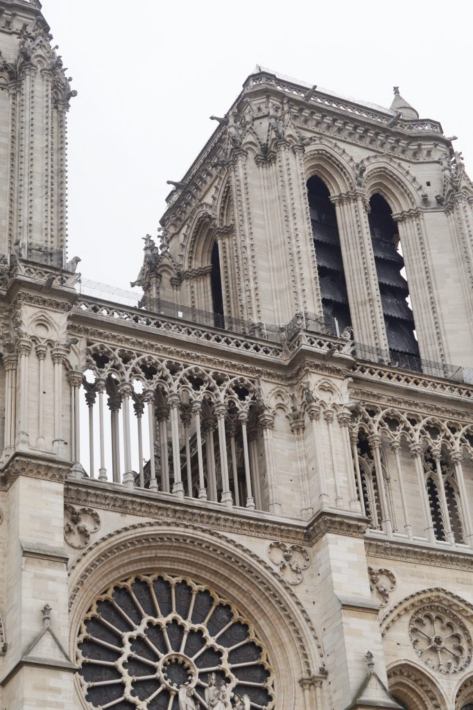 Travel Citytrip Paris Notre Dame Style and Fitness Blog Blogger Reisebericht
