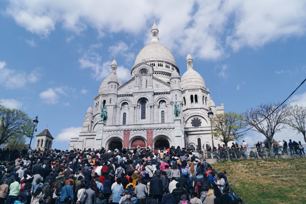 Sacre coeur travel citytrip paris arc de triomphe frankreich blog blogger
