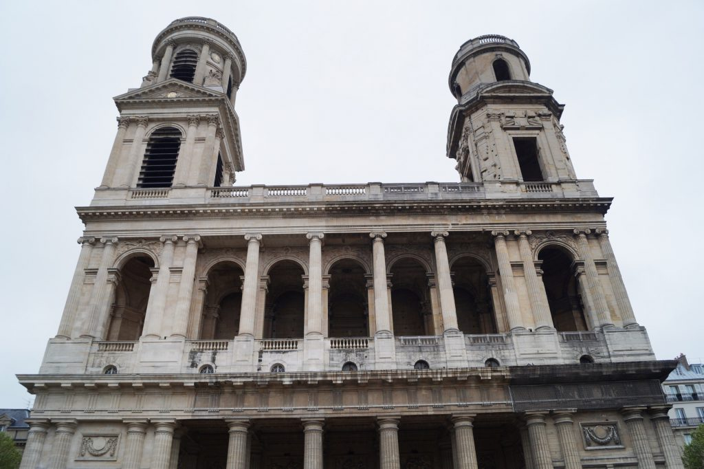 Saint Sulpice Paris Sakrileg Frankreich Blog Blogger Citytrip Reise Reiseblog