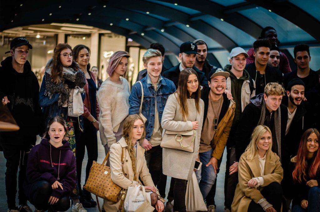Q6/Q7 shoppingcenter shopping mannheim bernd hower