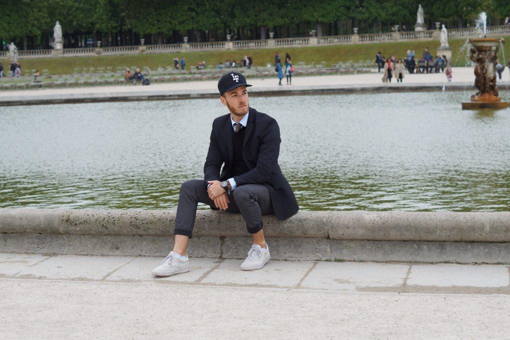 OUTFIT Casual Style Inspiration Paris Herren Blog für Männer Bernd Hower Trier Mode