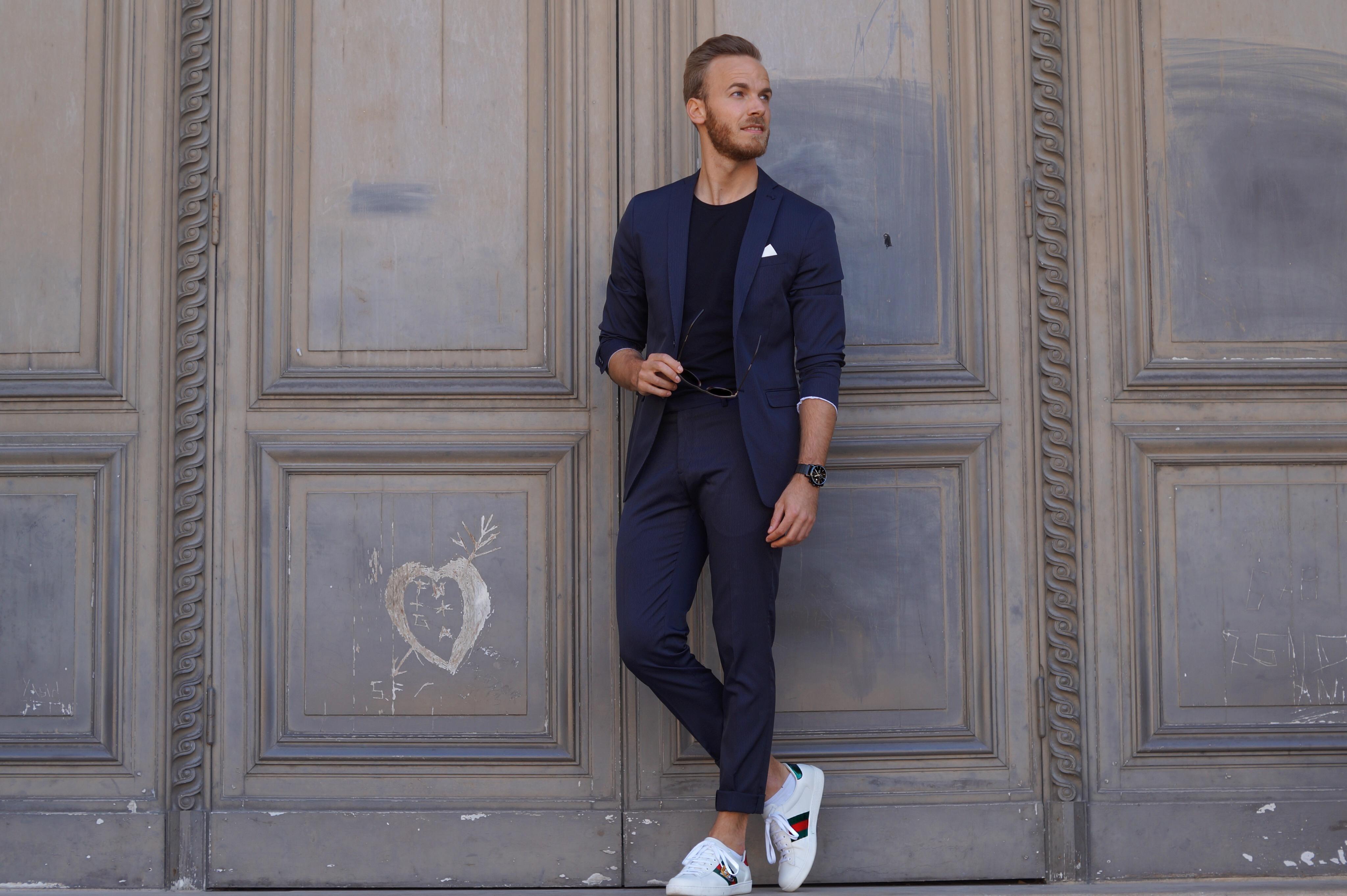 OUTFIT – Men's Spring Suit
