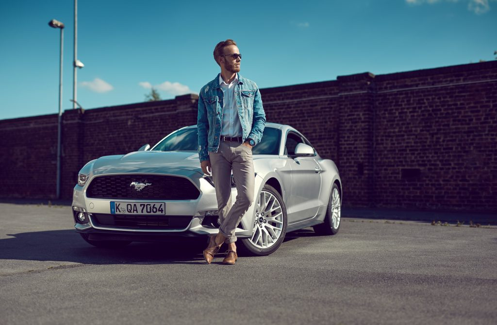 LIFESTYLE - Braun & Ford MEN'S DAY 2017 Düsseldorf Blog Blogger Styleranking Mustang Bernd Hower Style and Fitness