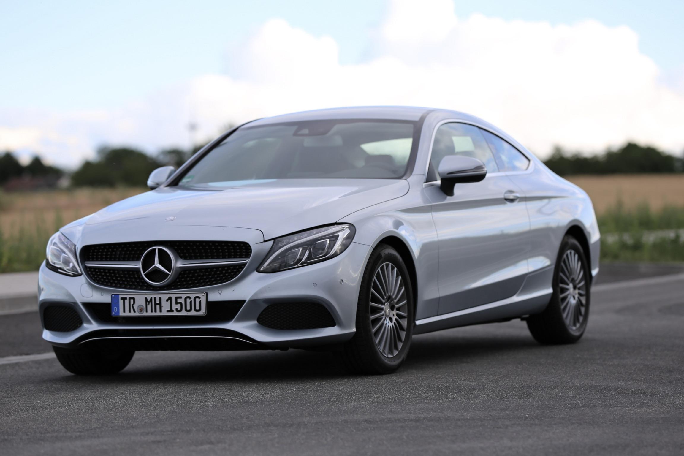 LIFESTYLE – Das Mercedes-Benz C-Coupé