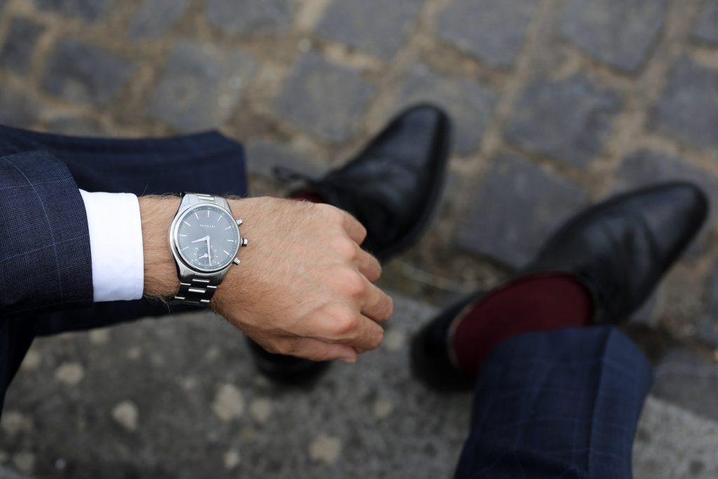 Kronaby Sweden Uhr Watch Hockerty Anzug Maßanzug Herren Blogger Style Trend Männer Frauen Herren Trier Luxemburg Luxembourg München Köln Düsseldorf Koblenz