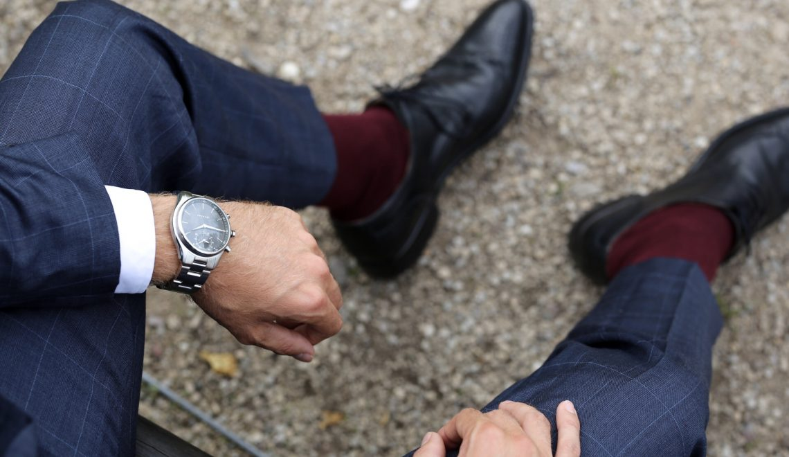OUTFIT – Timepiece by KRONABY