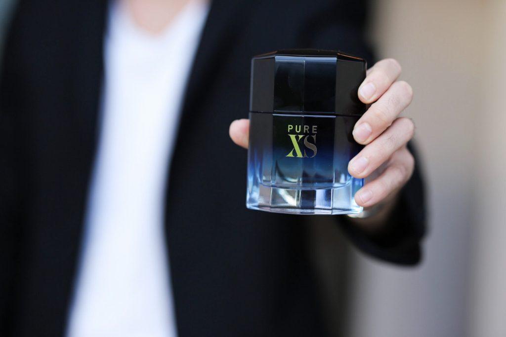 Parfüm Paco Rabanne Pure XS Bernd Hower Blogger Fashionblogger Deutschland deutsche blogger_de köln düsseldorf trier luxembourg