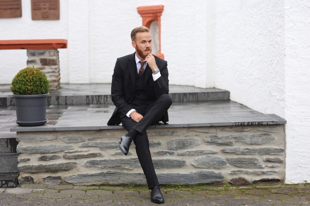 OUTFIT - One Suit Two Looks Anzug Shoepassion Herren Outfit Blog Blogger fashionblog fashionblogger trier koblenz münchen mainz düsseldorf köln berlin