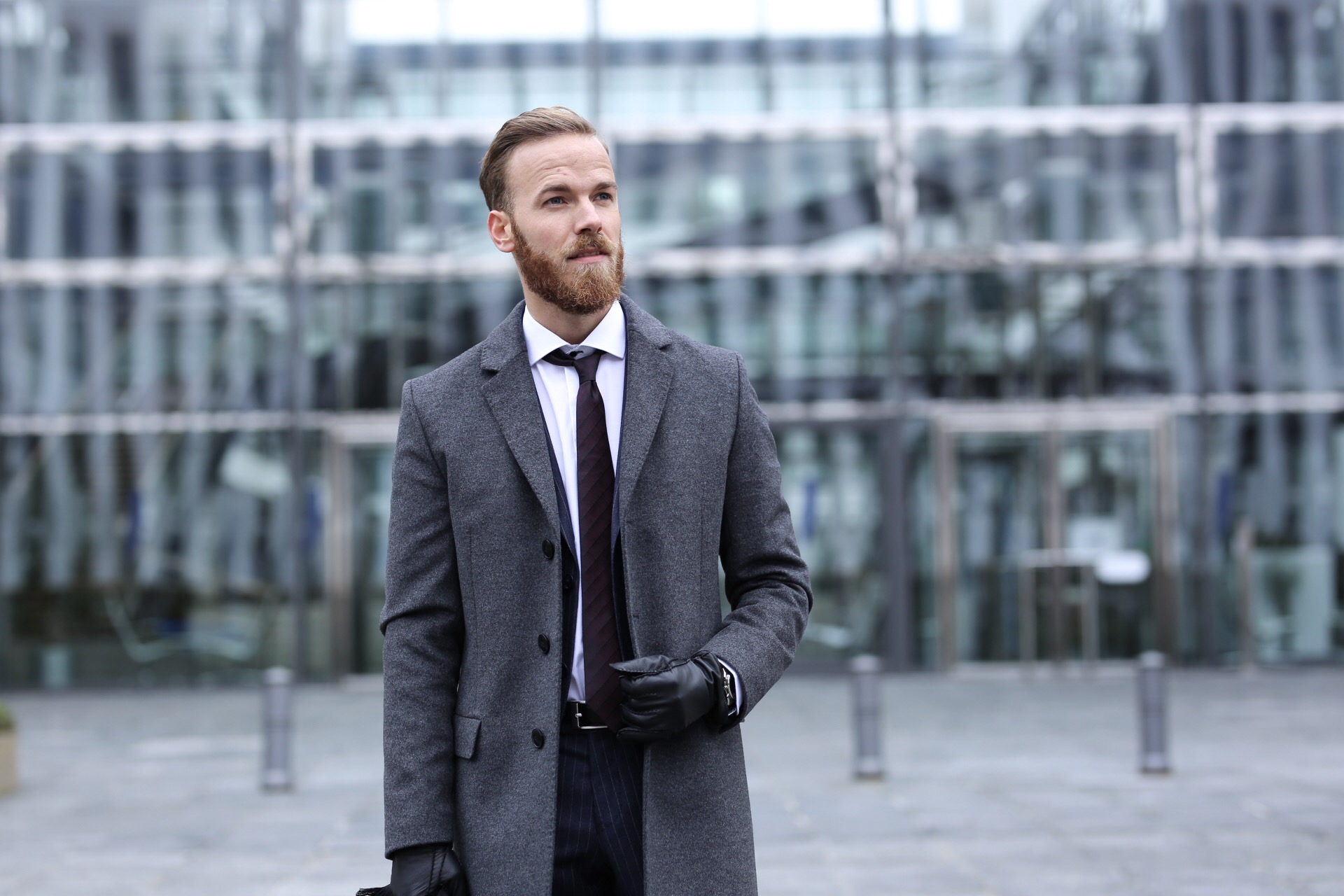 OUTFIT – Businesslook with BRAM