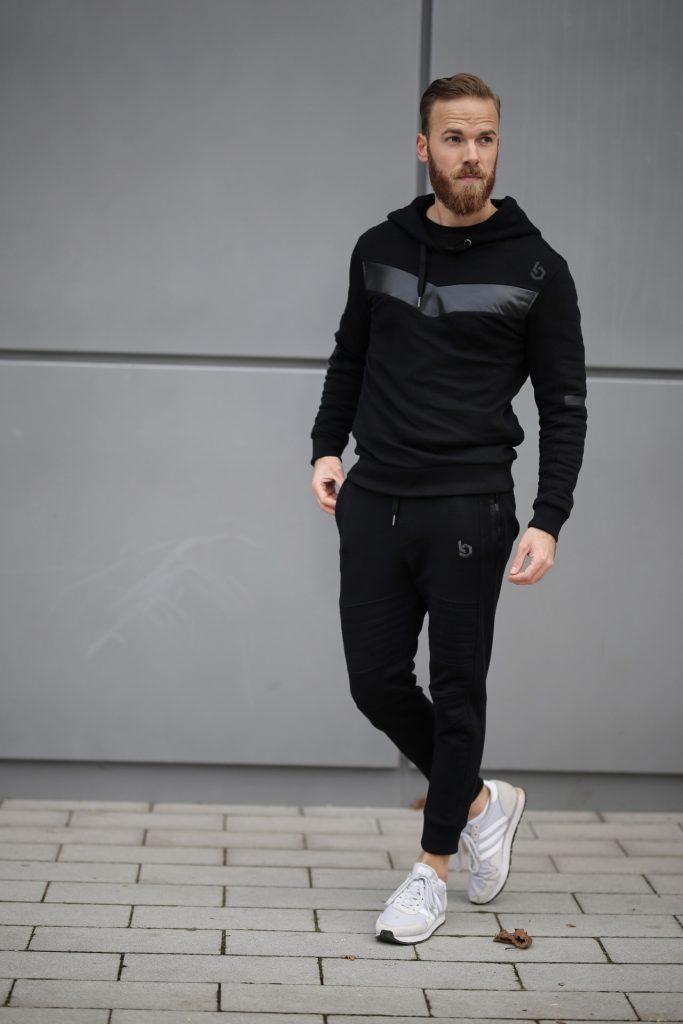 FITNESS - Fitnesslook BEYOND LIMITS + Gewinnspiel Fitness Gym Outfit Mode Herren Blog Blogger Trier Koblenz Luxembourg Männer Fashion