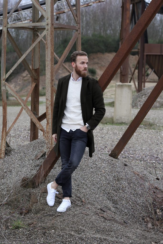OUTFIT - Winterlook für den Alltag Bram Luxembourg Modehause City Concorde Bernd Hower Blogger Instagram Influencer