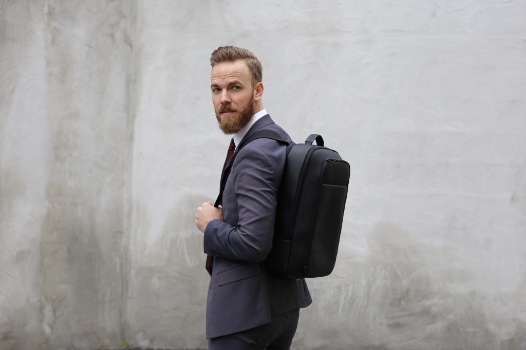 FASHION - Business Backpack von SALZEN businesslook bernd hower styleandfitness berndhower outift männer blog herren blogger