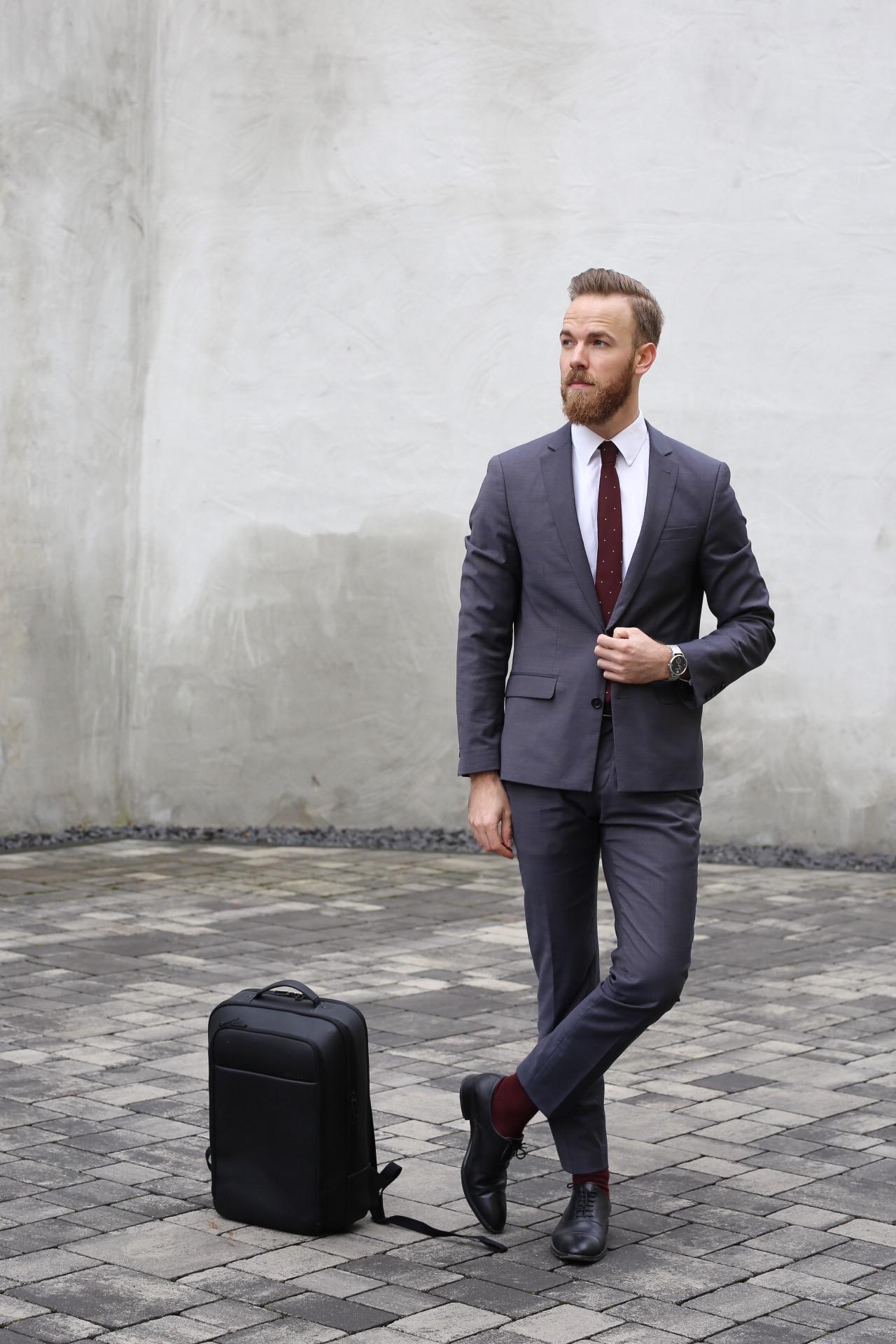 FASHION – Business Backpack von SALZEN